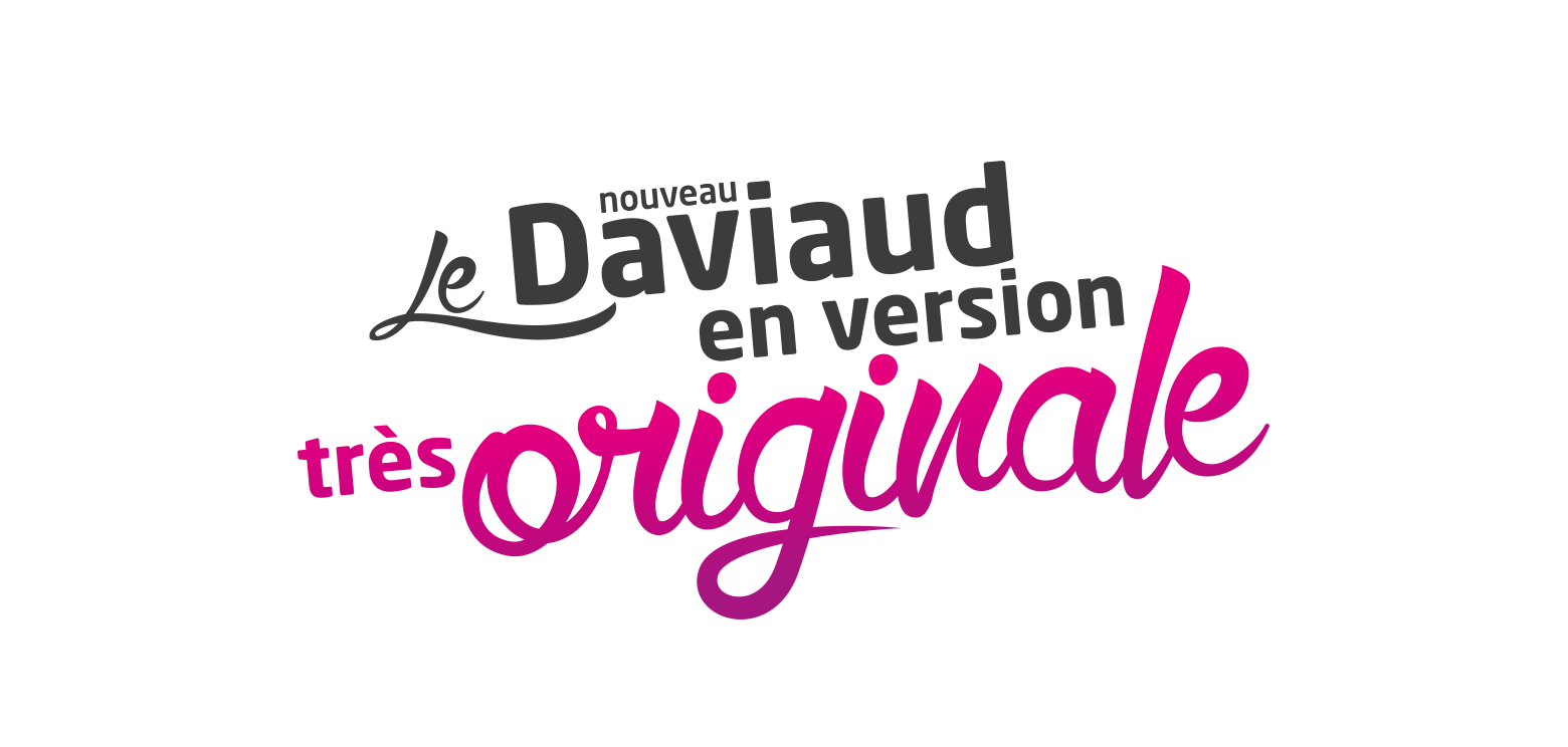Logo Daviaud en Version Originale