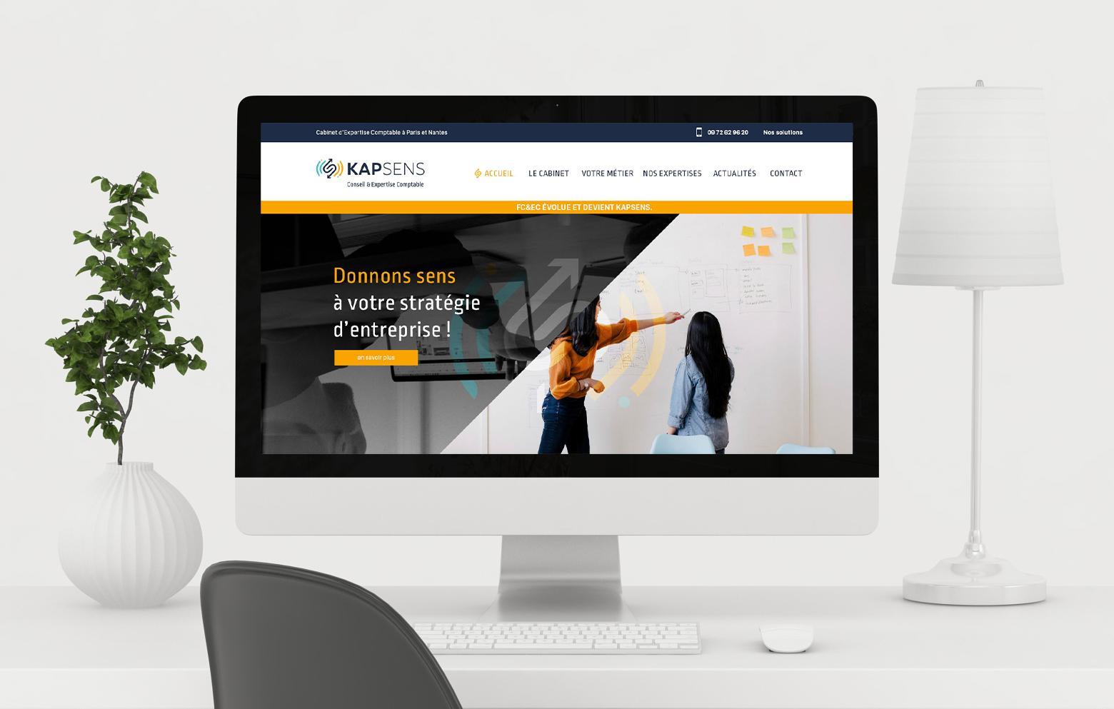webdesign Kapsens