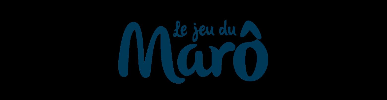 Logo jeu du Maro