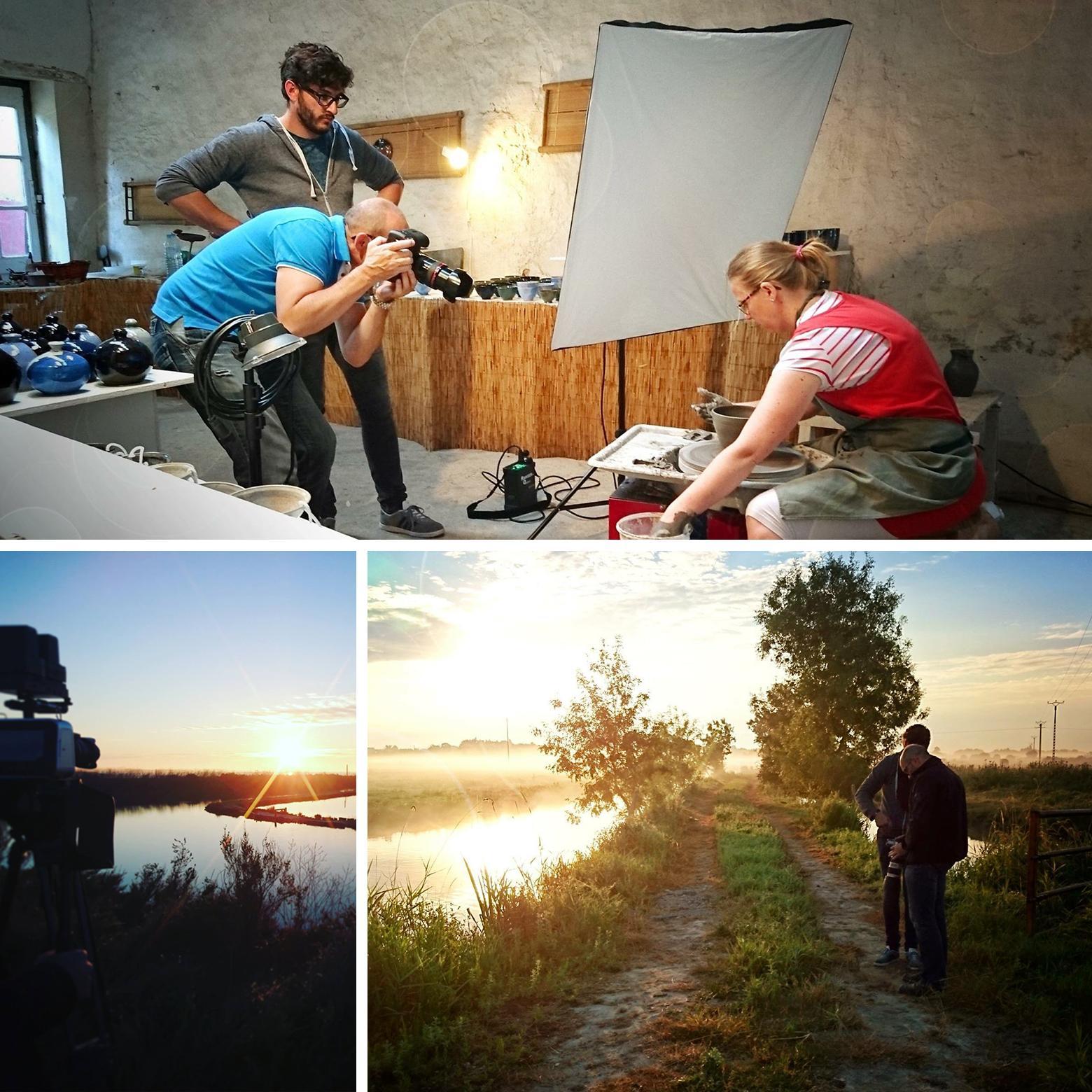 Shooting photo et vidéo Sallertaine