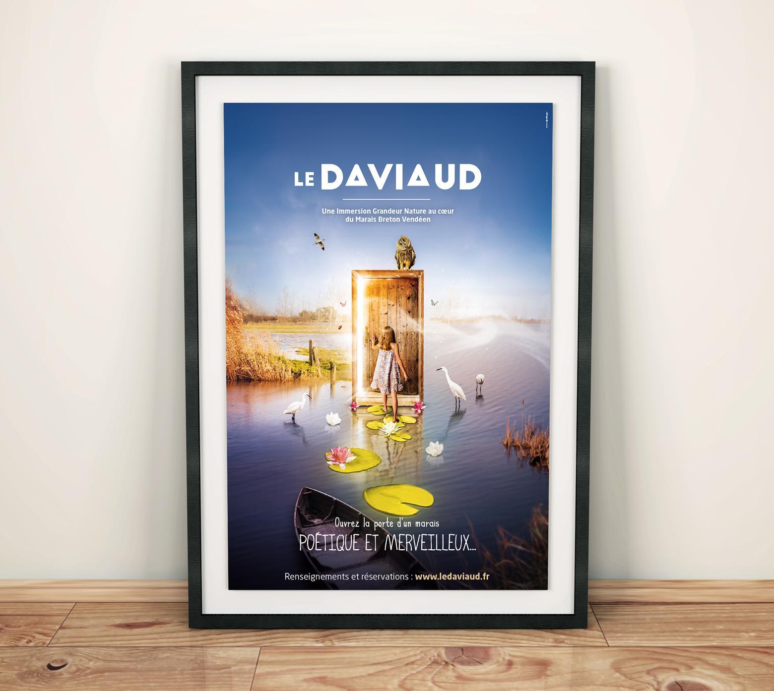 Mockup Affiche Davaiud