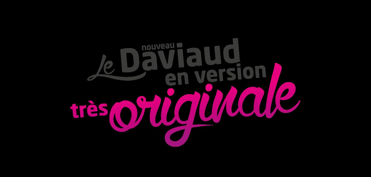 Logo Daviaud en Version Originale