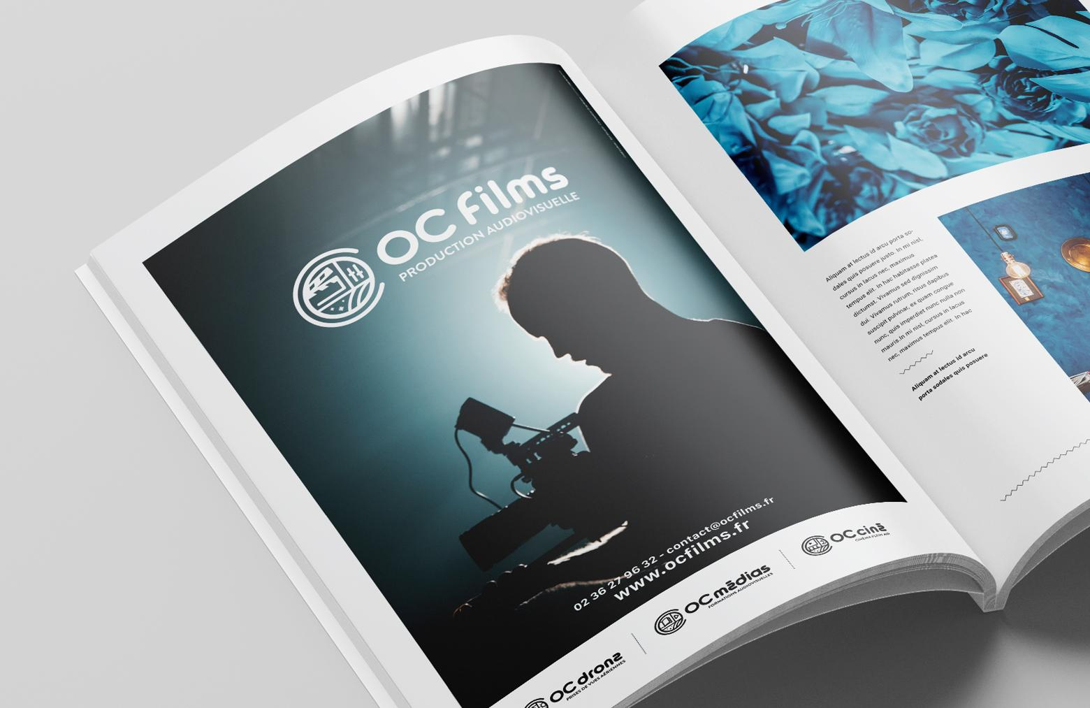 Insertion OC films
